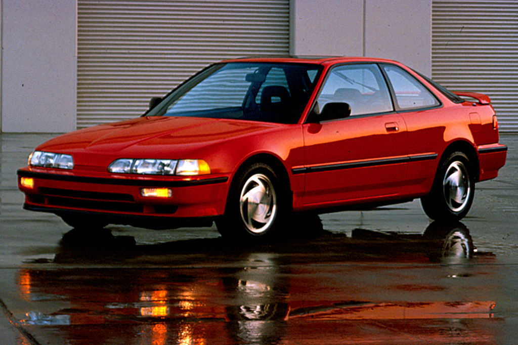 1991 acura integra gs sedan 1. 8l manual.