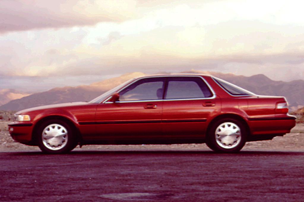 1992-94 Acura Vigor | Consumer Guide Auto