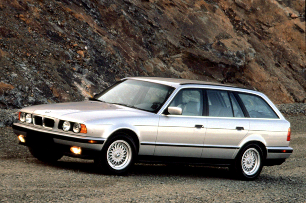 1990 96 Bmw 5 Series Consumer Guide Auto