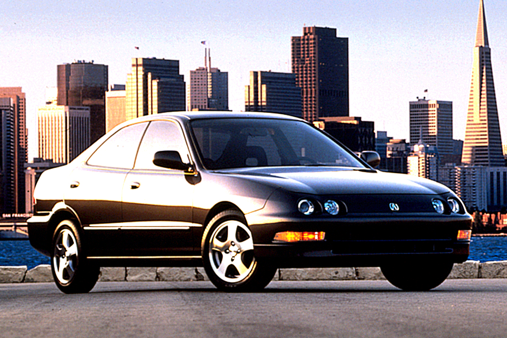 Acura Integra Parts >> 1994 01 Acura Integra Consumer Guide Auto