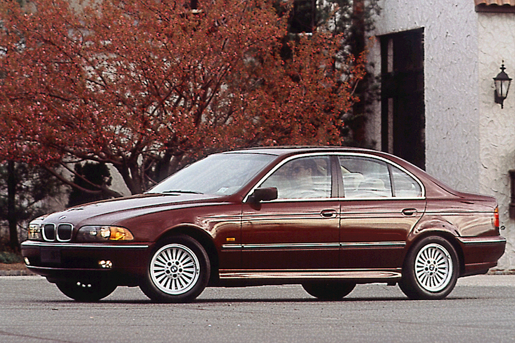 1997-03 BMW 5-Series | Consumer Guide Auto