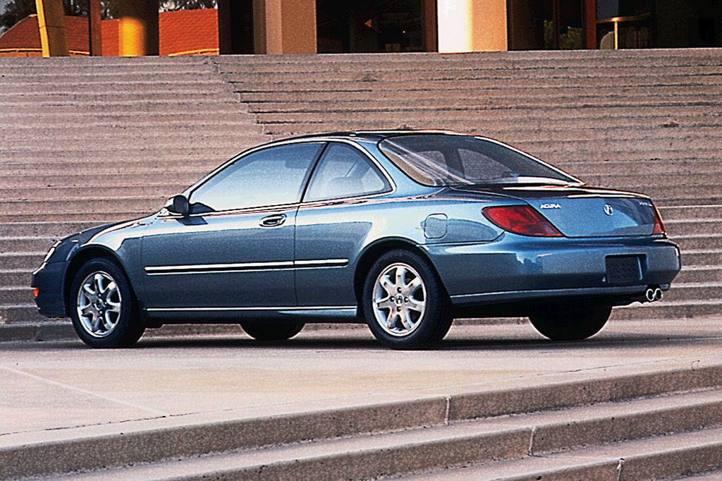 Used Certified Cars >> 1997-99 Acura CL | Consumer Guide Auto
