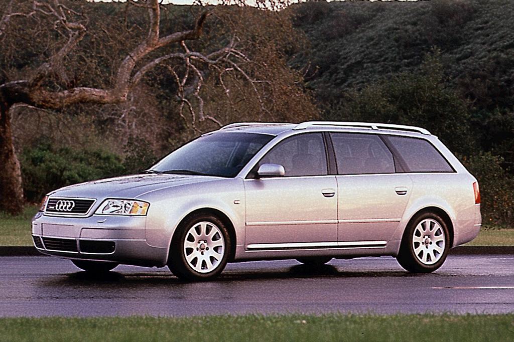 1998 04 Audi A6 Allroad Quattro Consumer Guide Auto