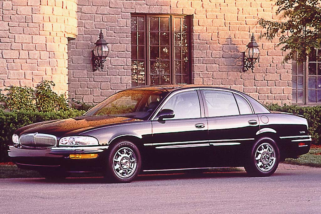 on 1999 Buick Lesabre