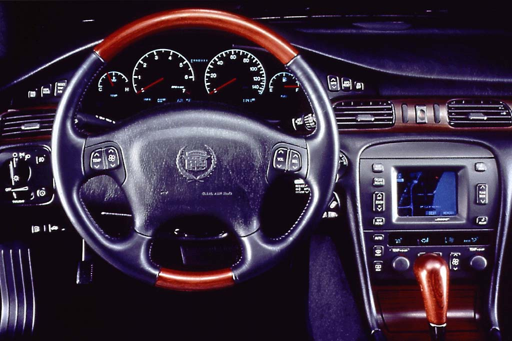 2001 cadillac seville sts review
