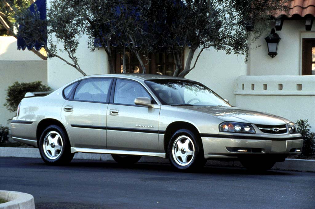 2000-05 Chevrolet Impala | Consumer Guide Auto on