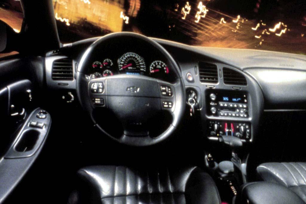 2000-05 Chevrolet Monte Carlo | Consumer Guide Auto