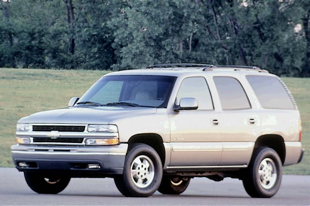 2000 06 Chevrolet Tahoe And Suburban Consumer Guide Auto