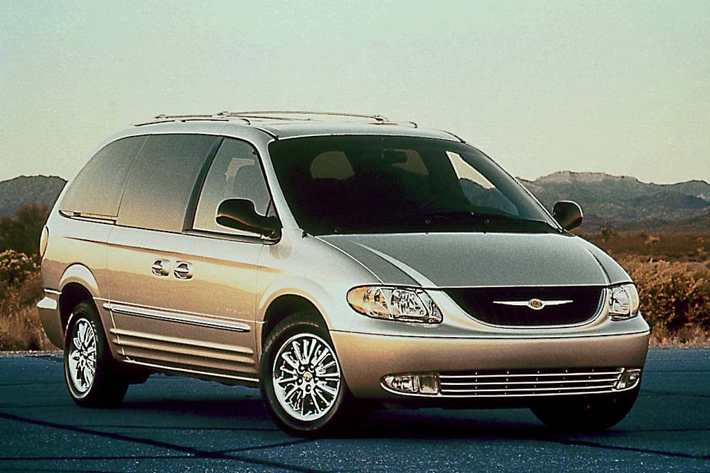 01 2001 Chrysler Town and Country owners manual