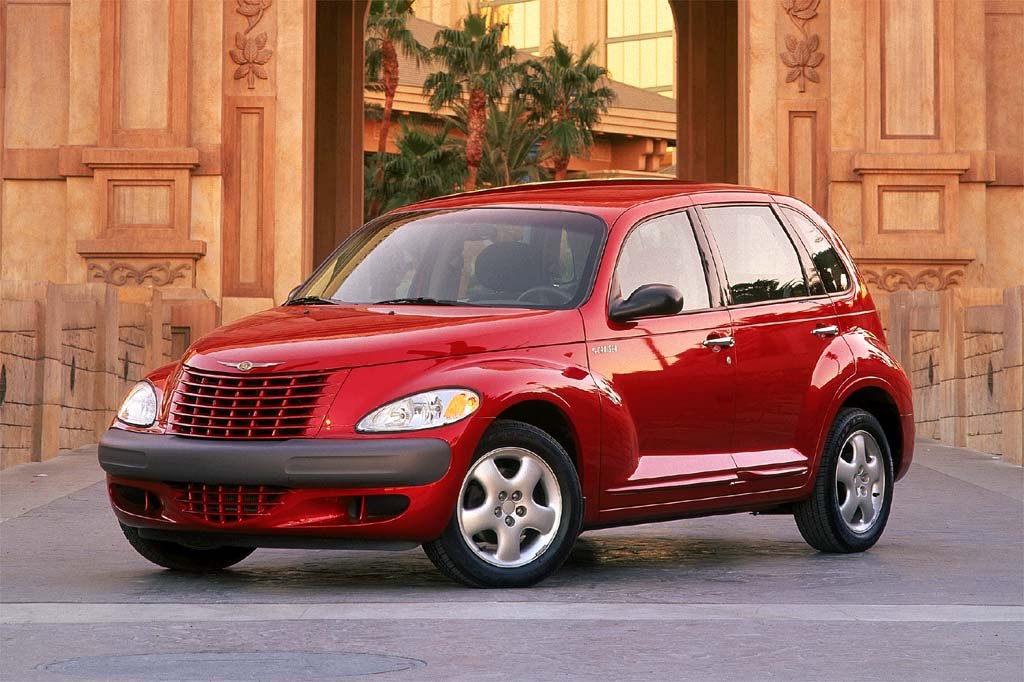 2001-10 Chrysler PT Cruiser | Consumer Guide Auto