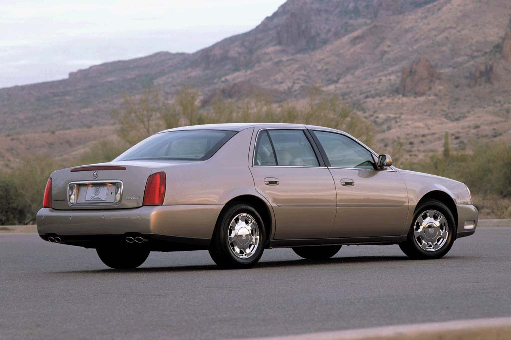 Used Cadillac Cts Coupe >> 2000-05 Cadillac DeVille | Consumer Guide Auto