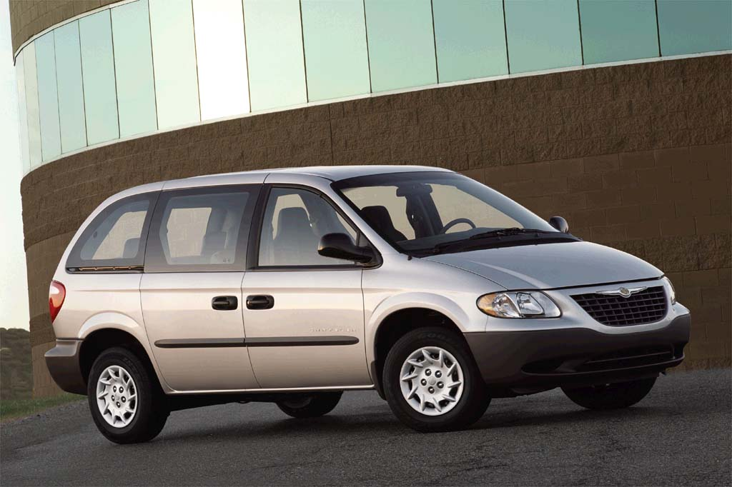 American Auto Sales >> 2001-03 Chrysler Voyager | Consumer Guide Auto