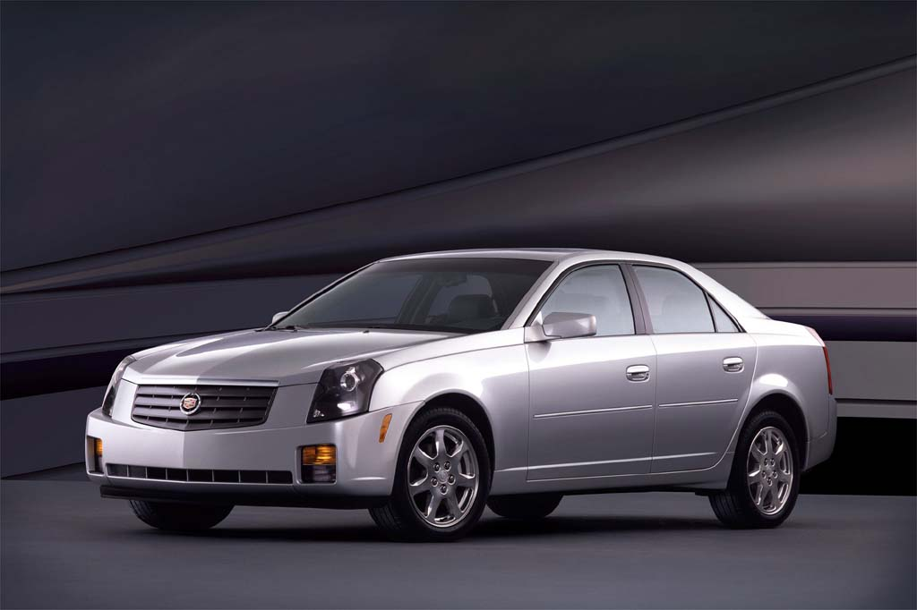 2003 07 Cadillac Cts Consumer Guide Auto