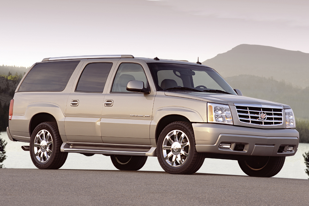 2002-06 Cadillac Escalade | Consumer Guide Auto on
