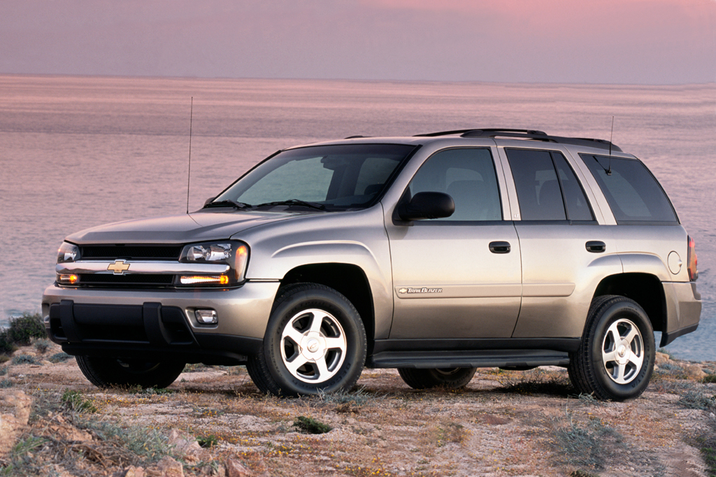Leader Auto Sales >> 2002-09 Chevrolet Trailblazer | Consumer Guide Auto