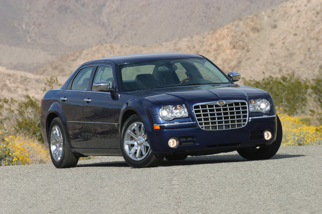 2005-10 Chrysler 300 | Consumer Guide Auto