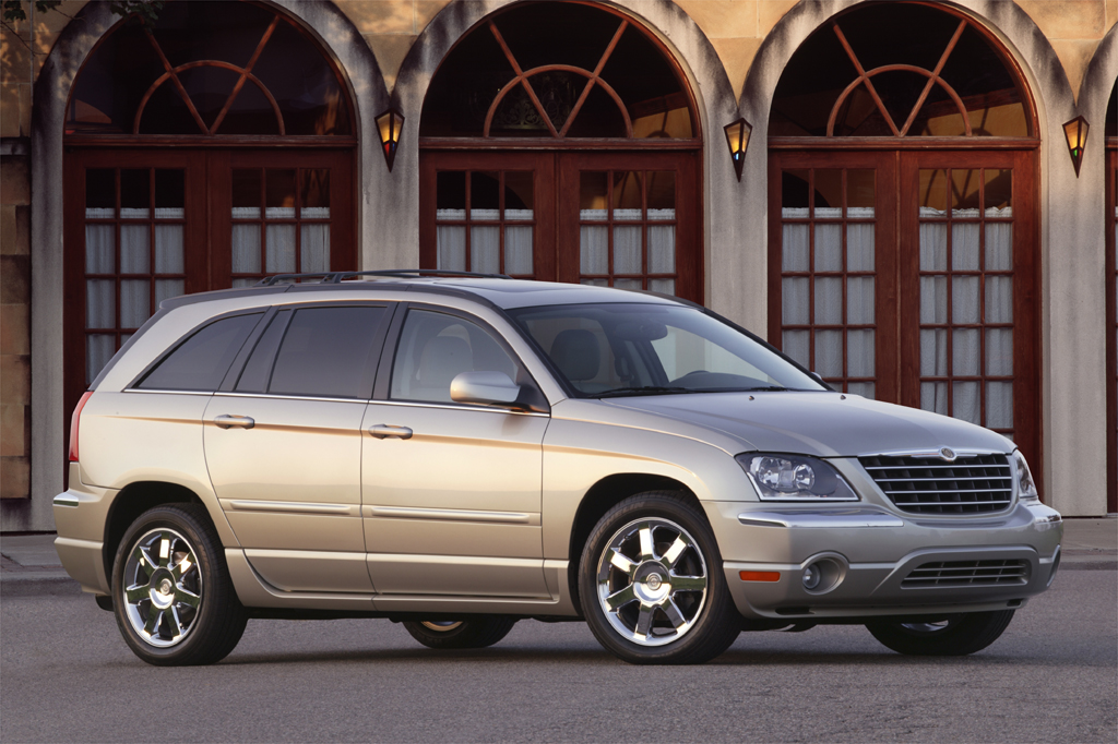 Best Extended Auto Warranty >> 2004-08 Chrysler Pacifica | Consumer Guide Auto