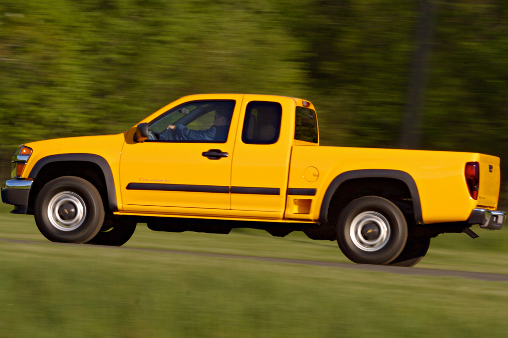 2004-12 Chevrolet Colorado | Consumer Guide Auto