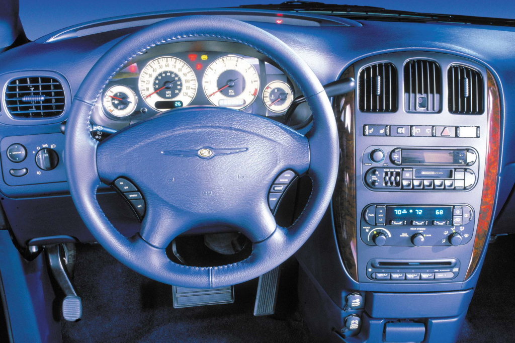 Country Auto Sales >> 2001-03 Chrysler Voyager | Consumer Guide Auto