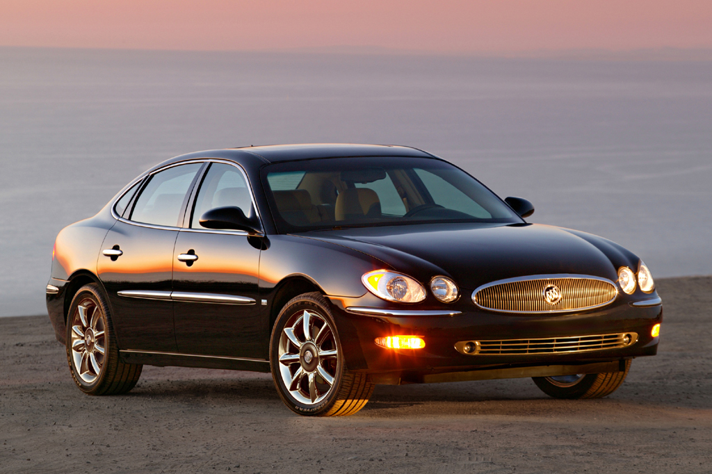Pre Owned Cars >> 2005-09 Buick LaCrosse | Consumer Guide Auto