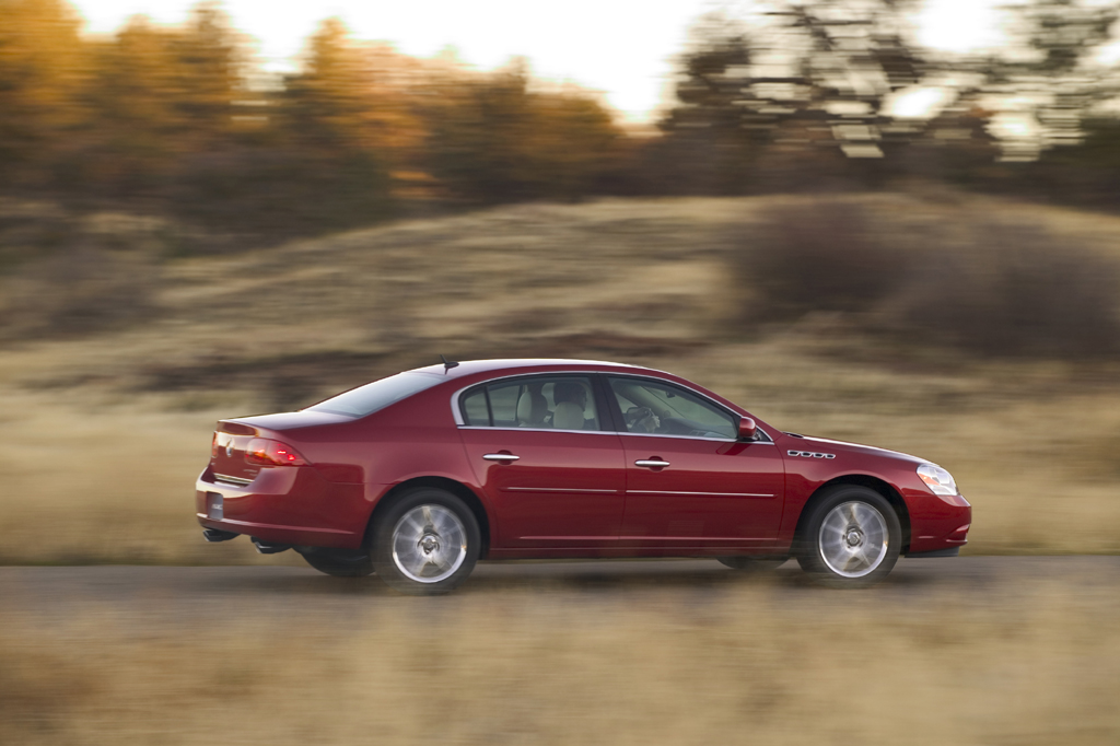 2006-11 Buick Lucerne | Consumer Guide Auto