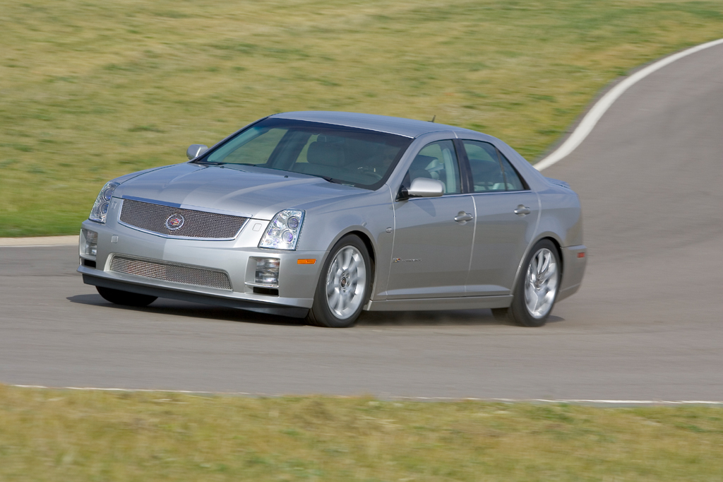 2005-11 Cadillac STS | Consumer Guide Auto