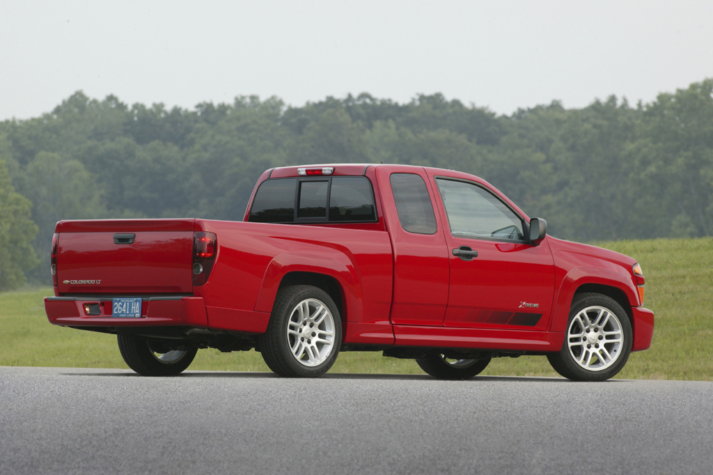 2004-12 Chevrolet Colorado | Consumer Guide Auto on