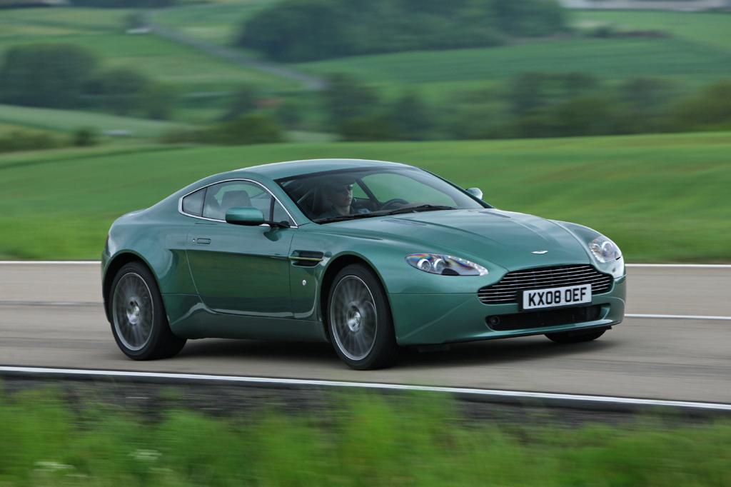 2006 12 Aston Martin Vantage Consumer Guide Auto