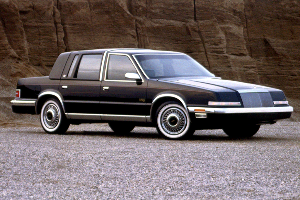 Best Car Warranty >> 1990-93 Chrysler Imperial/New Yorker Fifth Avenue | Consumer Guide Auto