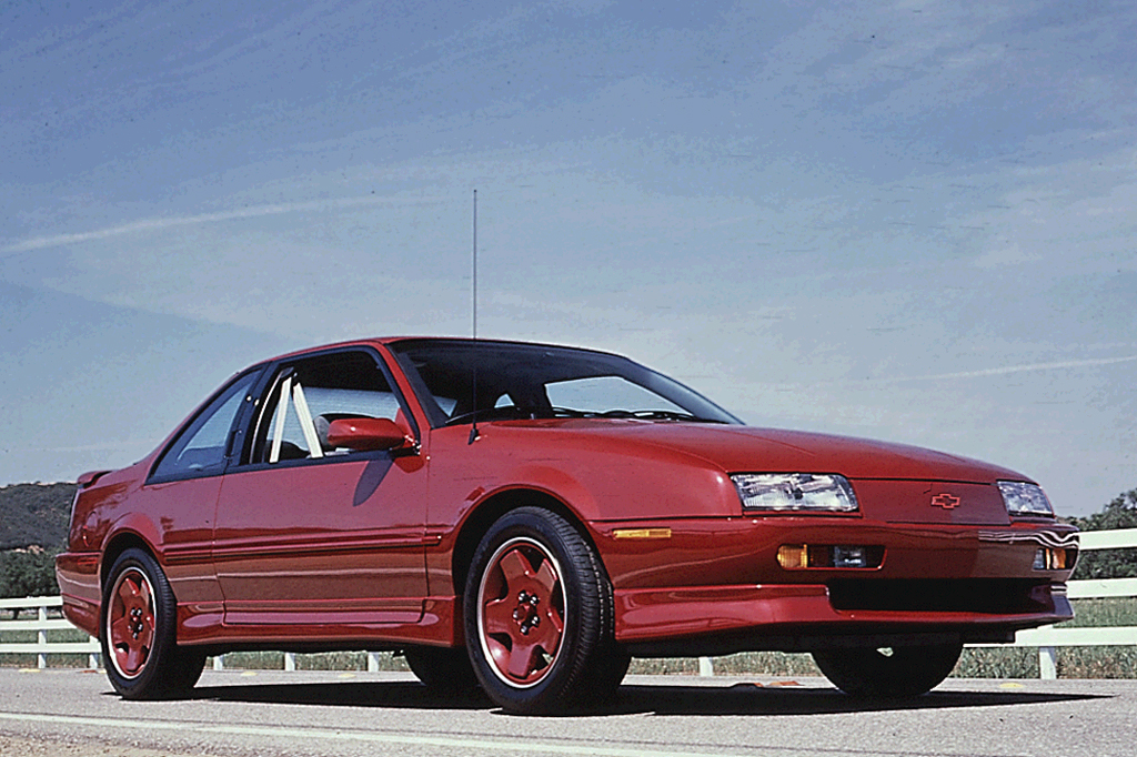 1990-96 Chevrolet Beretta | Consumer Guide Auto on