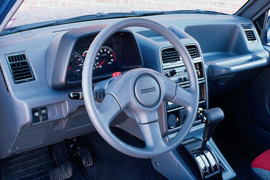 1990-98 Geo/Chevrolet Tracker | Consumer Guide Auto