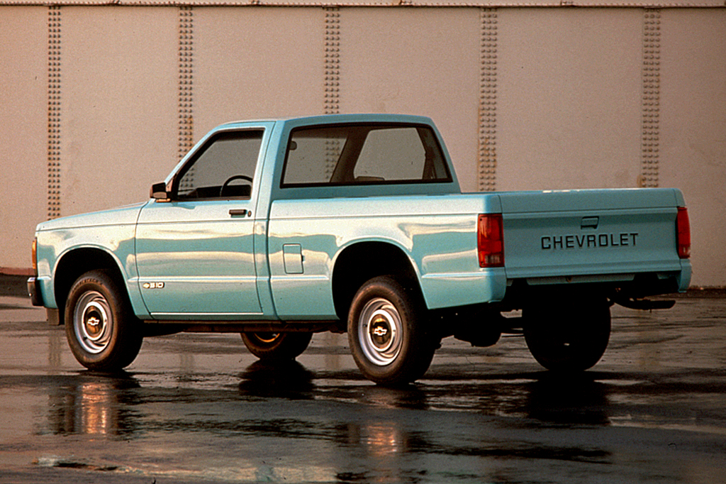 chevy s10 wheelbase length