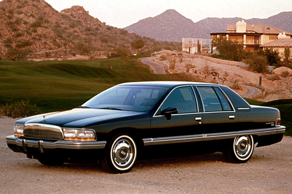 Best Used Trucks >> 1991-96 Buick Roadmaster | Consumer Guide Auto