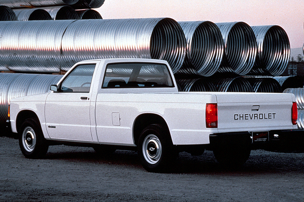chevy s10 models
