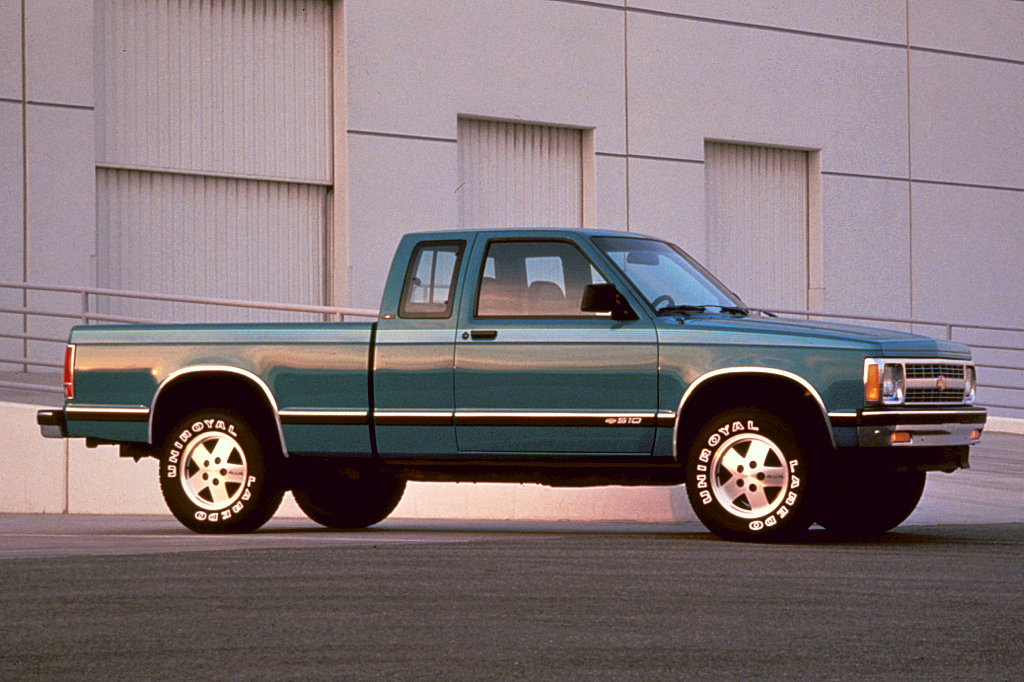 Best Used Trucks >> 1990-93 Chevrolet S-10 Pickup | Consumer Guide Auto