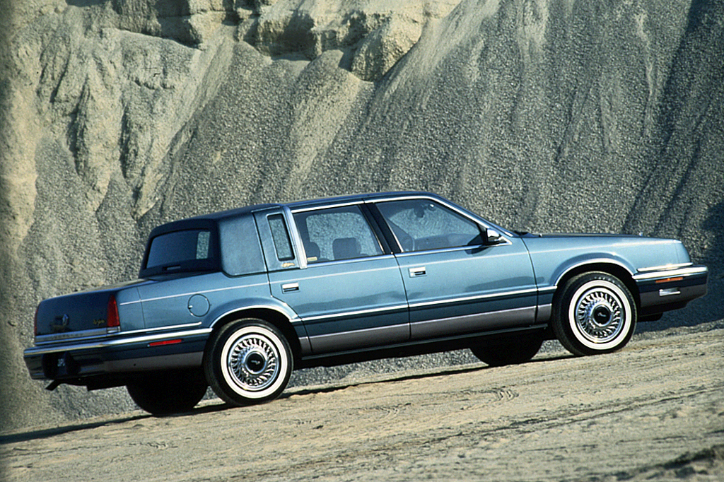 1990 93 Chrysler Imperial New Yorker Fifth Avenue