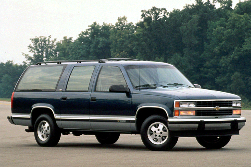 1998 chevy 2500 towing capacity chart