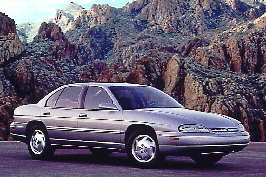 1995-01 Chevrolet Lumina/Monte Carlo | Consumer Guide AutoConsumer Guide Auto