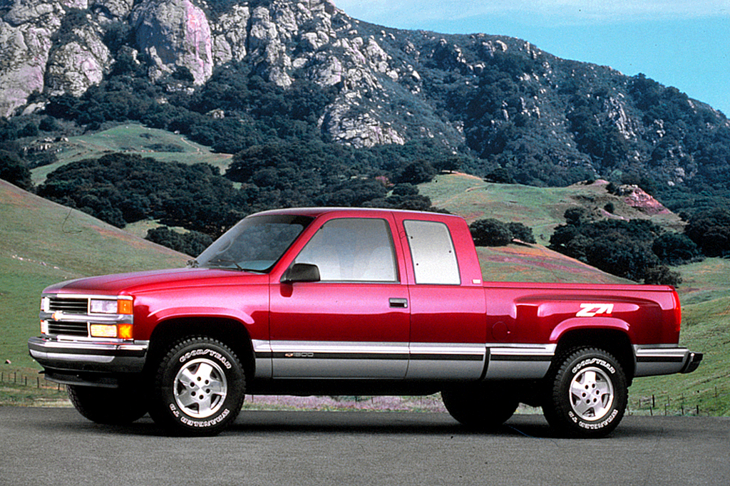 1992 chevy k1500 transmission