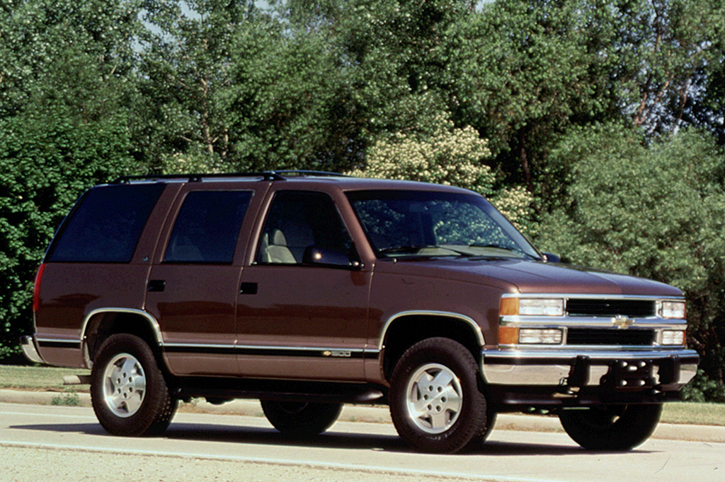1992 00 Chevrolet Blazertahoe on 2000 chevy blazer 4x4