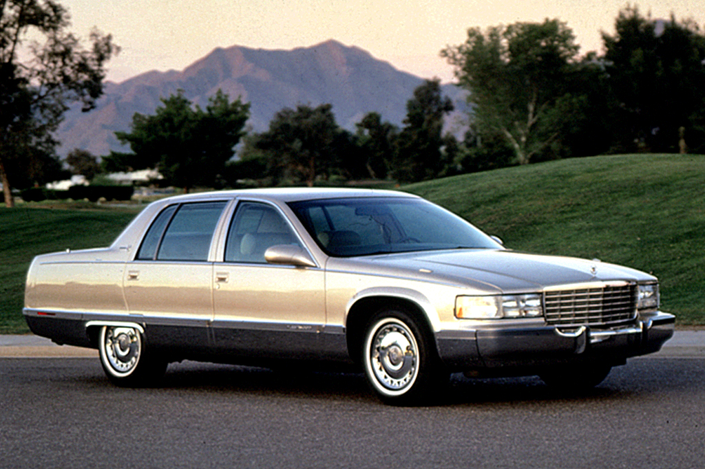 1993 96 Cadillac Fleetwood Consumer Guide Auto