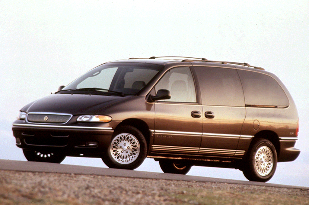 1996 00 Chrysler Town Amp Country Consumer Guide Auto