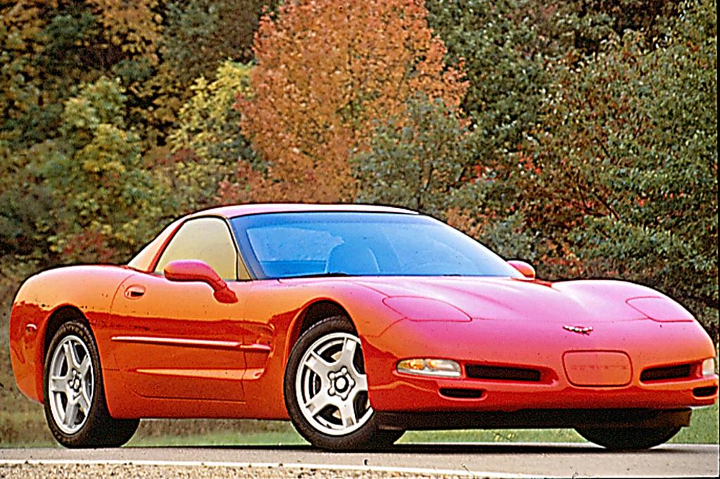 1997 04 Chevrolet Corvette Consumer Guide Auto