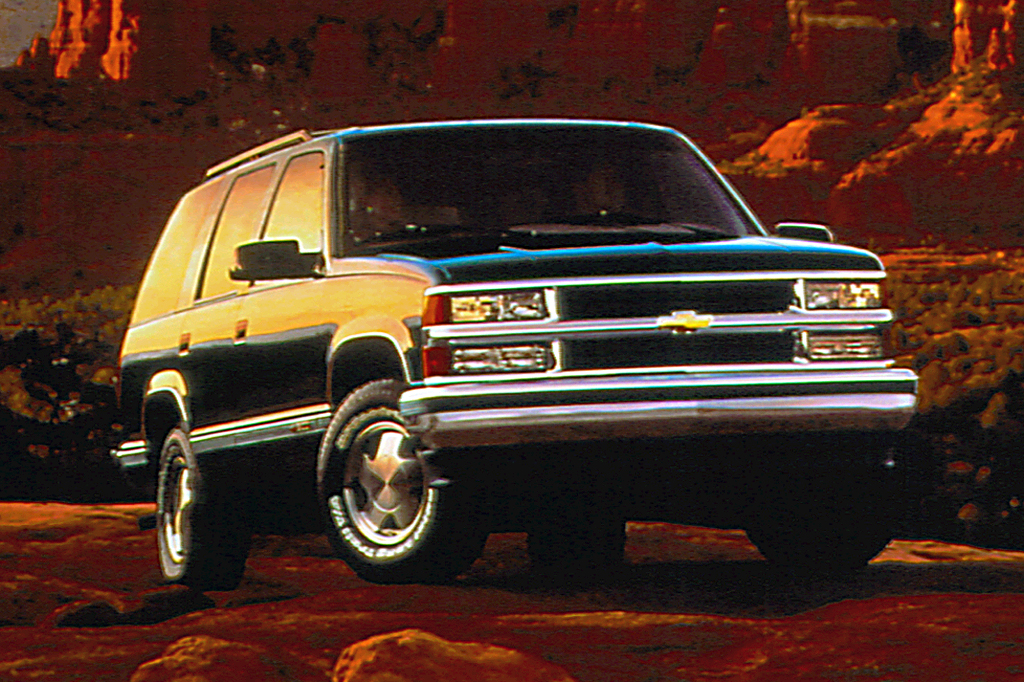1993 chevy tahoe value
