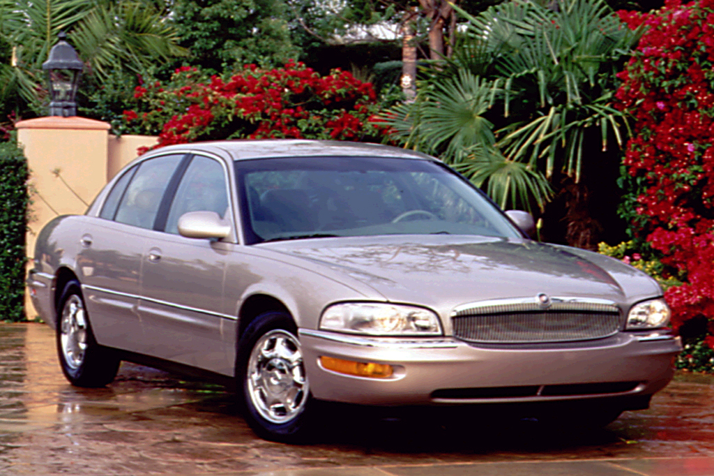 2005 buick ultra special edition