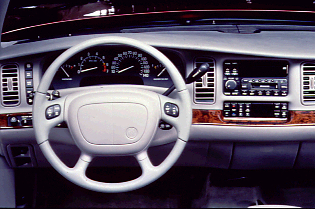 1998 Buick Park Avenue Interior 2000 Ultra