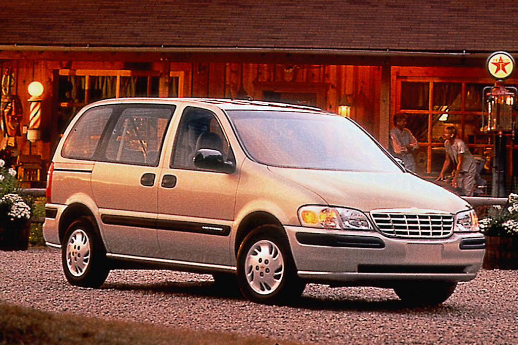 Best Family Vehicle >> 1997-05 Chevrolet Venture | Consumer Guide Auto