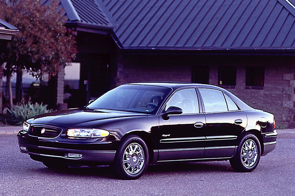 1997-04 Buick Regal | Consumer Guide Auto