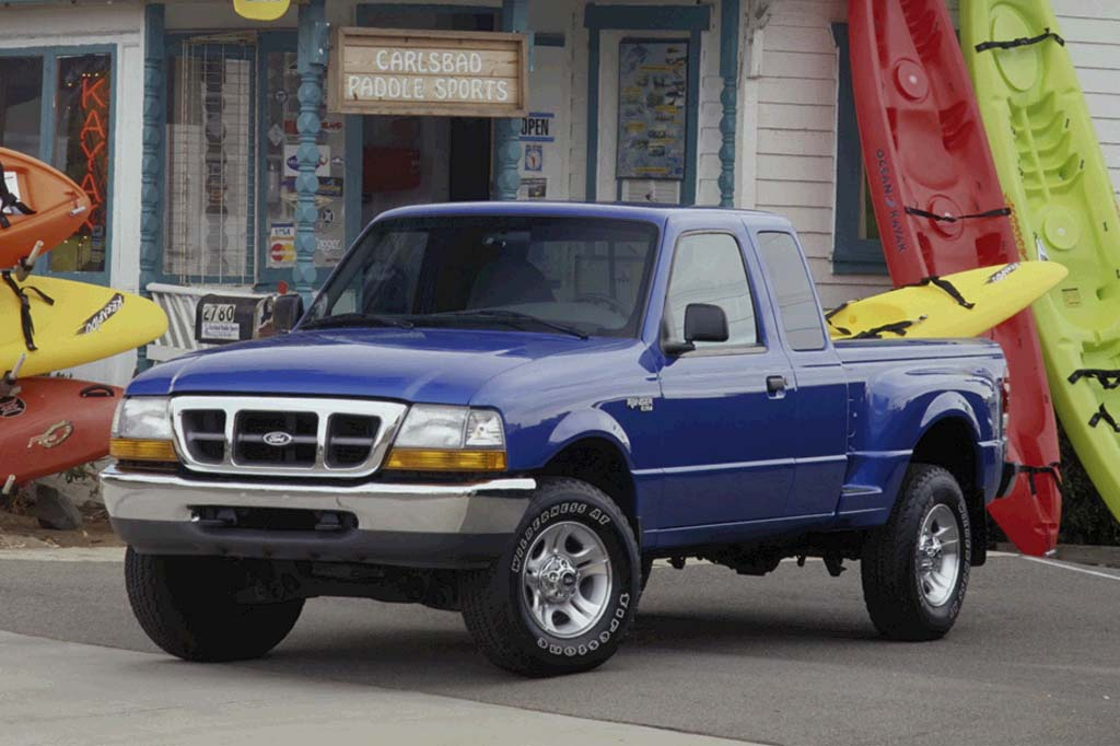 98 ford ranger manual transmission problems