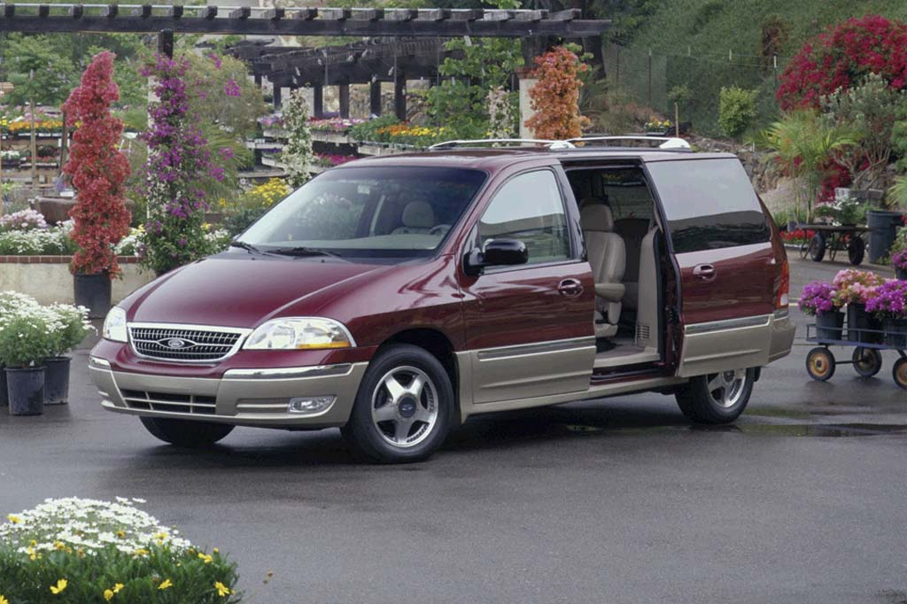 1999 03 Ford Windstar Consumer Guide Auto